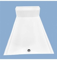 5197 Presley Seated Shower Pan