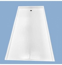 54896 Ft. Worth 48 x 96 Shower Pan